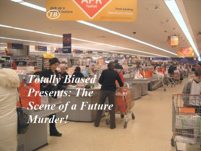 Death at the Checkout, Part II