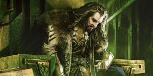 Heavy is the crown, indeed. We watch as Thorin slowly decays in his own Great Halls.